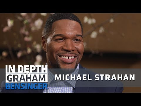 Michael Strahan: Feature Interview Preview