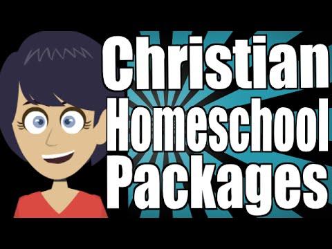 Best Christian Homeschool Curriculum Packages