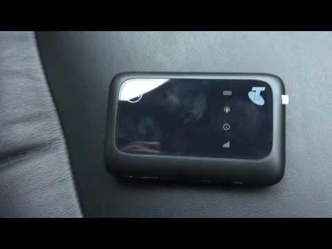 Telstra ZTE MF910V 4GX Wifi Modem Unboxing and Assembly