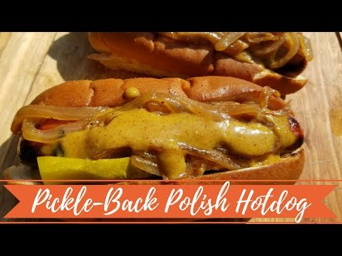 Pickle-Back Hot Dog: Themed Dog Extravaganza