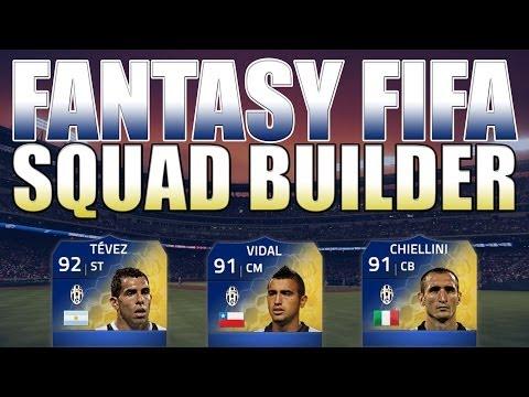 TOTS SQUAD BUILDER - FANTASY FIFA v WroeToShaw! FIFA 14 Ultimate Team