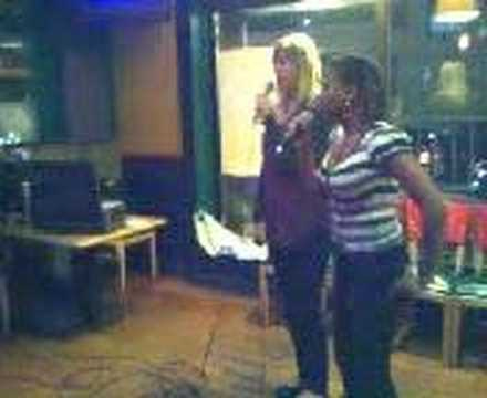 Virgin Karaoke -Oct 07- Shanon & Jazzy B