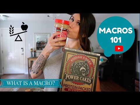 COUNTING MACROS FOR BEGINNERS