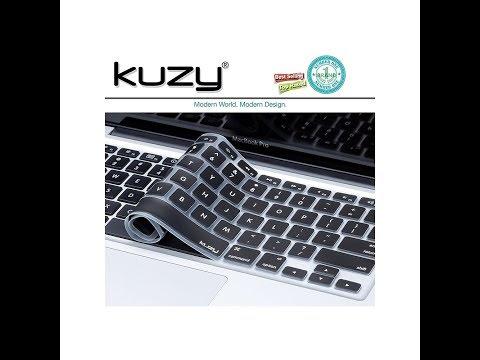 Kuzy Keyboard Cover for MacBook