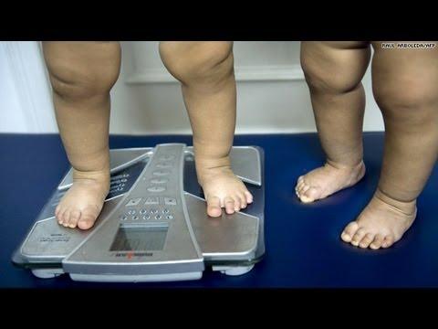 Okay to make your kids fat?