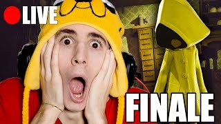 FAVIJ - Little Nightmares - Parte 2 (FINALE)