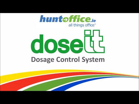 DoseIT Cleaning Supplies from Huntoffice.ie!