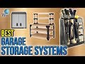 10 Best Garage Storage Systems 2017