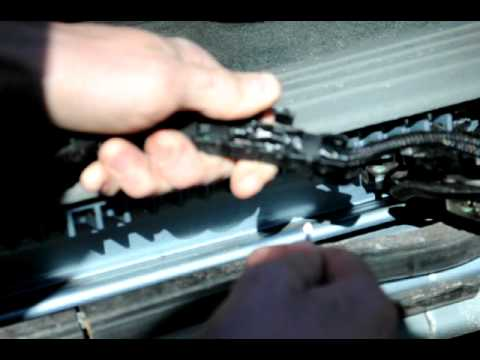 How to Fix Dodge Grand Caravan and Chrysler Town and Country Sliding Door Wires