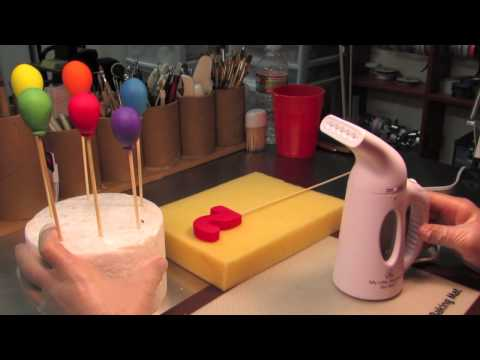 How To Steam Cake Toppers: The Krazy Kool Way!
