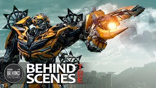 Transformers 5: The Last Knight (Behind The Scenes)