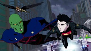 Reign of the Supermen -