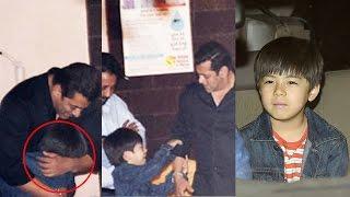 Salman Khan THROWS Party For Tubelight Star Kid Matin Rey Tangu