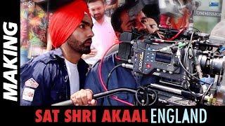 Making : Sat Shri Akaal England   Ammy Virk, Monica Gill   Rel 17th Nov   Punjabi Comedy Movie 2017