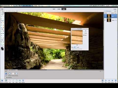 Photoshop Elements Removing Noise