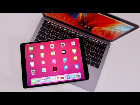 2017 MacBook Pro or iPad Pro for College?