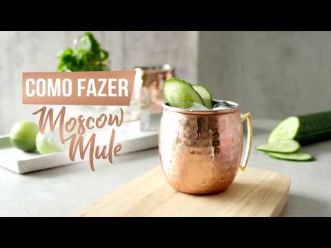 Receita: moscow mule | WESTWING
