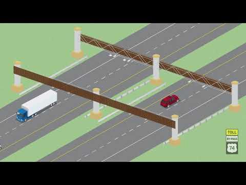 Monroe Expressway   How Tolling Works