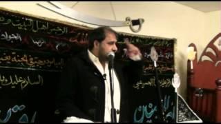 AEY AZADAR-E-HUSSAINI YE CHALAN ZINDA RAHAY....BY KHURRAM...5TH MOHARRAM 2012-13