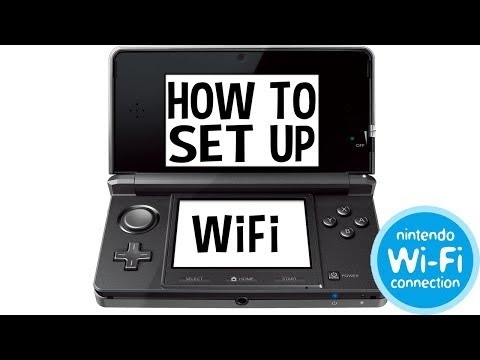 Nintendo 3DS/2DS WiFi Set Up Tutorial