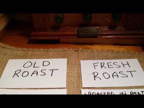 Old Roast vs Fresh Roast Coffee
