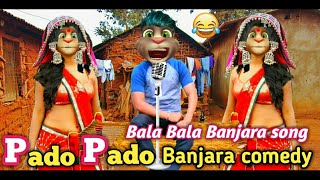 Pado pado banjara comedy | talking tom banjara comedy |KESULA music