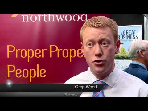 Greg Wood - Northwood. The Property Investor & Homebuyer Show - ExCel, London, UK