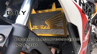 DIY : RS150R hydraulic seat damper
