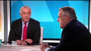 Shields and Brooks on Trump's GOP pushback, Russia probe grand jury