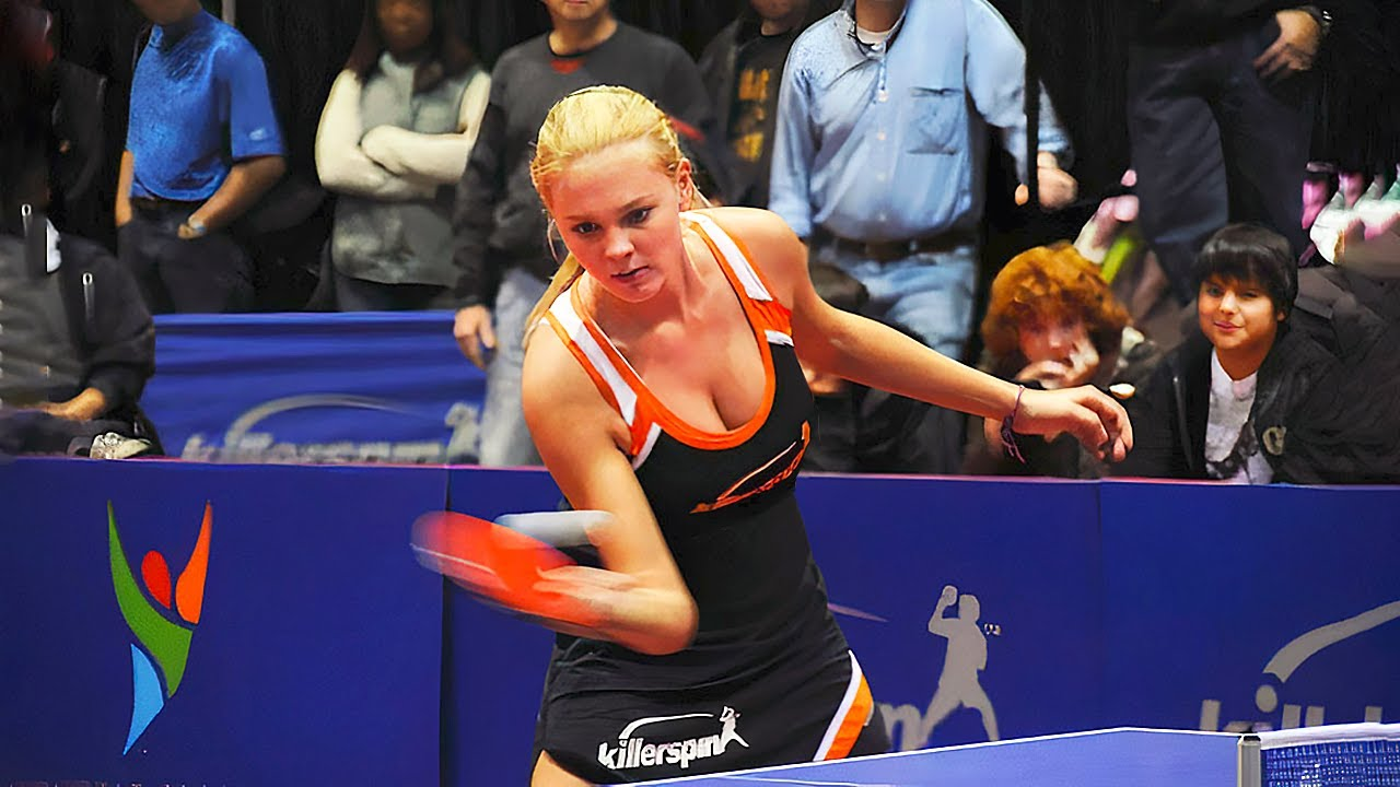 20 FUNNIEST MOMENTS IN TABLE TENNIS