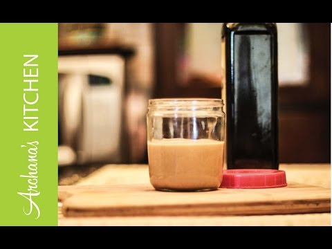 How To Make Tahini Sauce Recipe by Archana's Kitchen