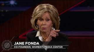 Jane Fonda on the