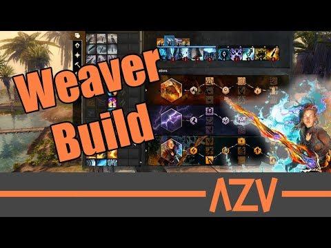 Weaver Build PvE Staff |  Guild Wars 2: 🔥 Path of Fire 🔥