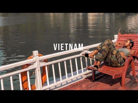 Ha Long Bay - VIETNAM TRAVEL VLOG | Maryjane Byarm
