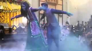 Maya Ali Dance on Song Gulabo at Wahaj Ali Mehndi