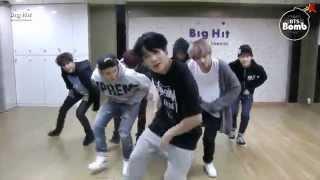 [BANGTAN BOMB] '호르몬전쟁' dance performance (Real WAR ver.)
