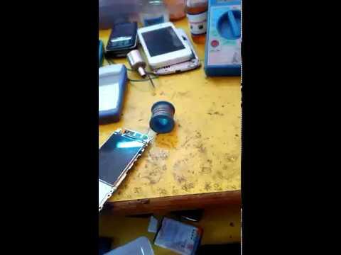 Nokia x2-02 display light problem solution 100%