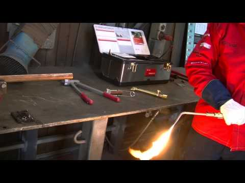 BOC - The benefits of fuel gas acetylene