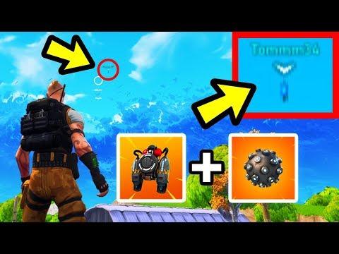 What if you MIX Jetpacks & Impulse Grenades? (Fortnite)