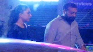 Anurag Kashyap SPOTTED with 23yr old girlfriend Shubra Shetty
