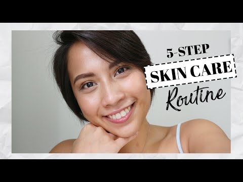 5-Step Skin Care Routine for Oily Acne Prone Skin (Philippines) | Thats So Nik