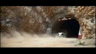 Airplane Tunnel Car Chase: Indiana Jones and the Last Crusade