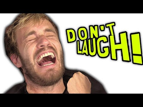 TRY NOT TO LAUGH / EPISODE 1 / NEW SERIES  - YLYL #0034