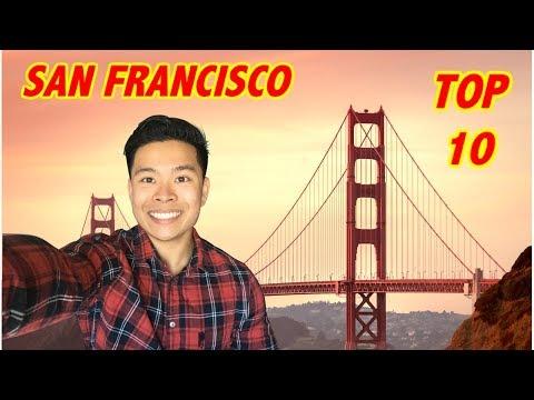 FUN THINGS TO DO/EAT IN SAN FRANCISCO CALIFORNIA 2018!