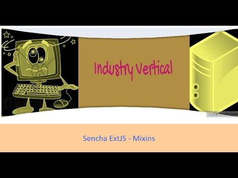 Sencha ExtJS 6 - Mixins