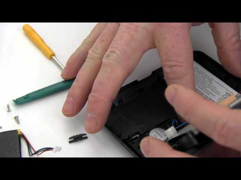 How To Replace Your Garmin Nuvi 465TF Battery