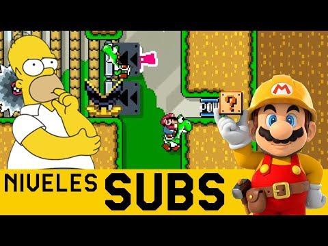 Super Mario Maker 2 - Jornada 1 - BTG - Bl3ssur - Nintenduo