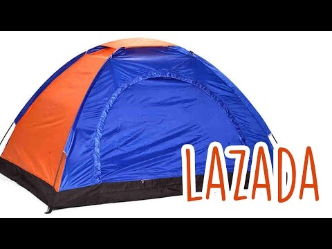 Lazada Tent Review