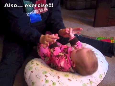 Baby Milestones: Learning to Sit Up