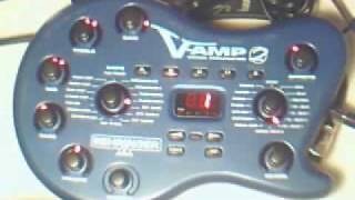 Behringer V-amp 2 Test